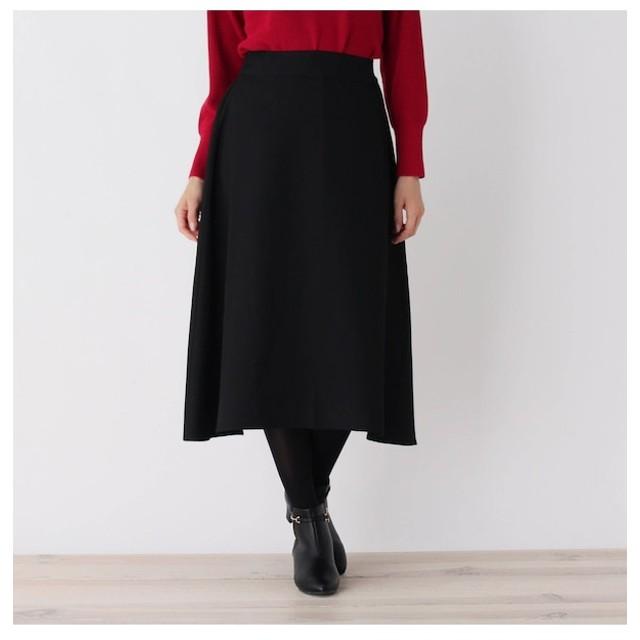 【ピンクアドベ/pink adobe】 ツイルミモレサーキュラースカート