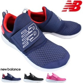 ニューバランス New Balance PREMUS SLIP ON PRE ベビースニーカー キッズスニーカー ベビーシューズ キッズシューズ 子供靴 運動靴 メッ