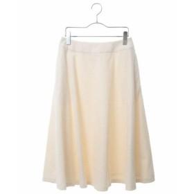 HIROKO BIS / ヒロコビス ◆【洗える】コーデュロイフレアスカート