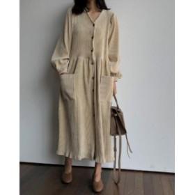 送料無料 コーデュロイスカート スカート ドレス ワンピース 1045