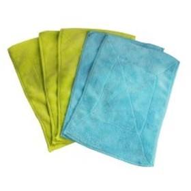 (まとめ)雑巾 激落ち マイクロぞうきん 5枚入 S592 【40個セット】