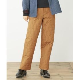 9分丈キルティングパンツ (大きいサイズレディース)パンツ, plus size, Pants, 子, 子
