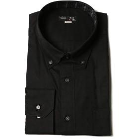 サカゼン B&T CLUB 大きいサイズ メンズ 日本製 綿100% 柄物&無地 長袖 ワイシャツ RELAX BODY A / 3L