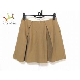 ドゥーズィエム DEUXIEME CLASSE スカート サイズ38 M レディース ブラウン 新着 20191101