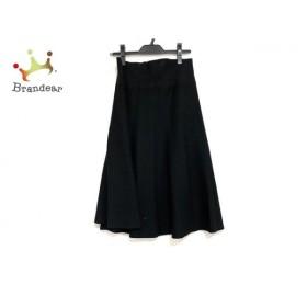 ジユウク 自由区/jiyuku スカート サイズ44 L レディース 美品 黒 新着 20191101