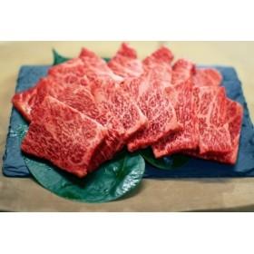鹿児島黒毛和牛 上バラ(カルビ)焼肉用500g*N-⑦