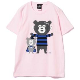 【ビームス メン/BEAMS MEN】 【SPECIAL PRICE】BEAMS T / Horror Bear Tee