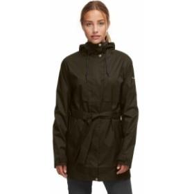 (取寄)コロンビア レディース パードン マイ トレンチ レイン ジャケット Columbia Women Pardon My Rain Jacket Trench Olive Green