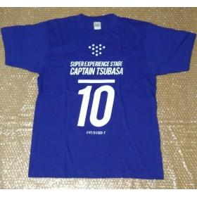 ◎超体感ステージ『キャプテン翼』2017年 元木聖也 主演 2.5次元 舞台 オリジナルTシャツ Lサイズ ブルー
