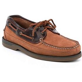 [スペリー] シューズ デッキシューズ Men's Mako 2-Eye Boat Shoe Taupe/Amar メンズ [並行輸入品]