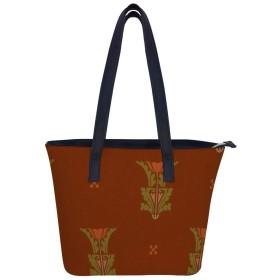ケシの花 ハンドバッグ レディース トートバッグ 大容量 おしゃれ ショルダーバッグ シンプル バッグ 高級 人気