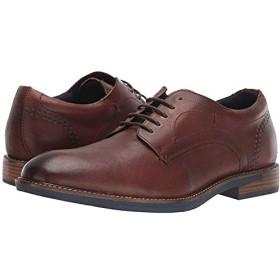 [スティーブマデン] メンズオックスフォード・靴 Tailspin Cognac Leather (27.5cm) D - Medium [並行輸入品]
