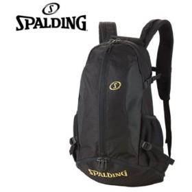SPALDING/スポルディング CAGER ケイジャー ゴールド バスケットボール用バッグ デイバッグ リュック