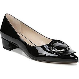[フランコサルト] シューズ ヒール Vino Patent Block Heel Loafer Pumps Black レディース [並行輸入品]