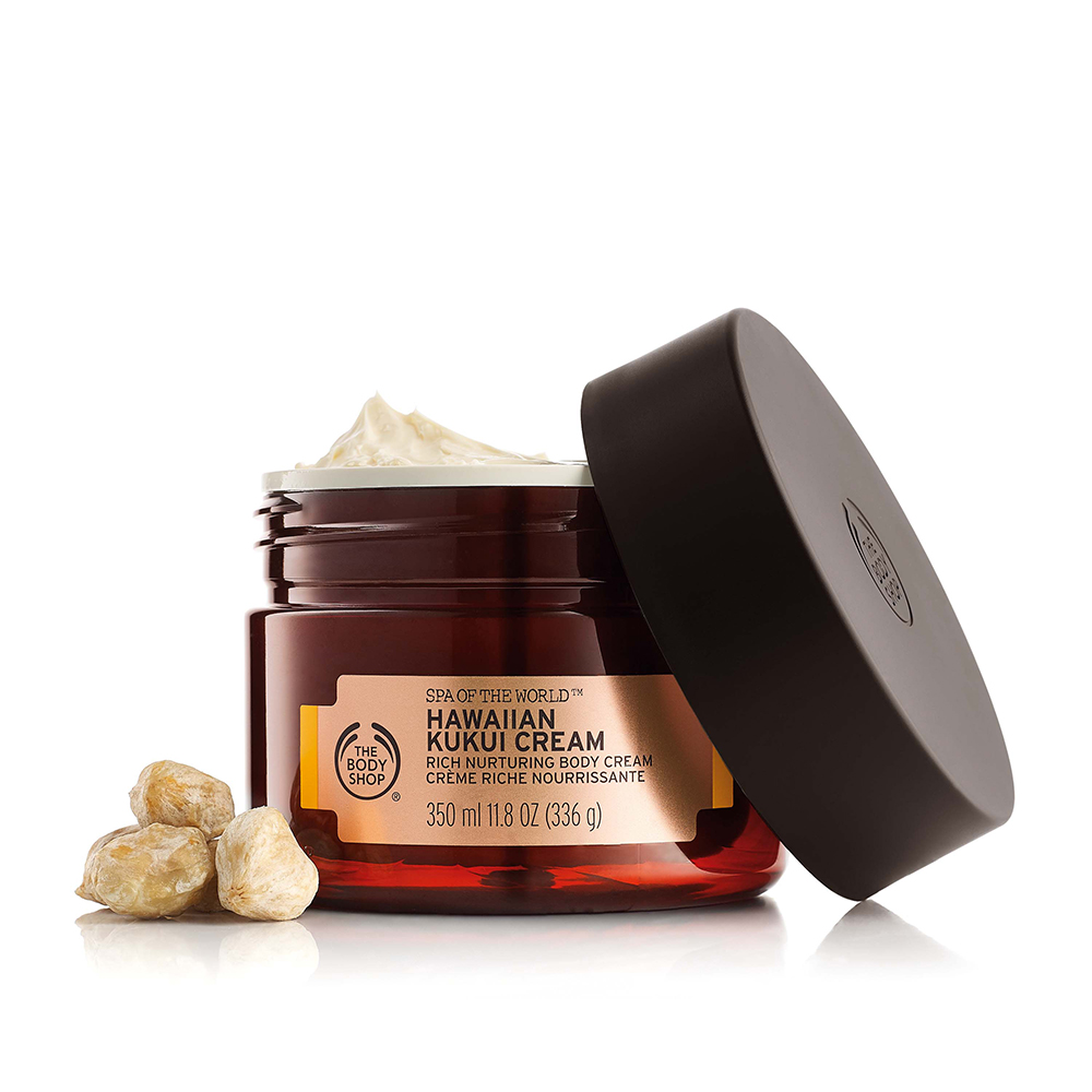 夏威夷SPA堅果油修護美膚霜-350ML