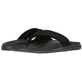 [アグ] メンズサンダル・靴 Tenoch Ballistic Sandal Black (27cm) D - Medium [並行輸入品]