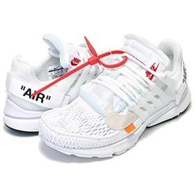 [ナイキ] エアプレスト オフホワイト THE : 10 AIR PRESTO Off-White wht/blk-cone スニーカー ホワイト 28cm(US10) [並行輸入品]