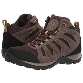 [コロンビア] メンズブーツ・靴 Redmond V2 Mid Waterproof Cordovan/Baker (28cm) D - Medium [並行輸入品]