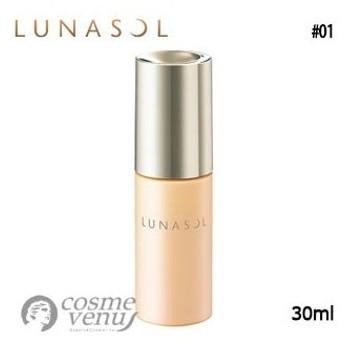 LUNASOL ルナソル ウォータリープライマー #01 Lucent 30ml /ゆうパケット