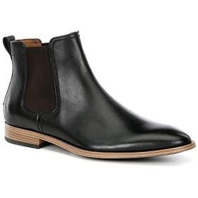 [アルド] シューズ ブーツ・レインブーツ Men's Cadaliwien Leather Chelsea Boot Black メンズ [並行輸入品]