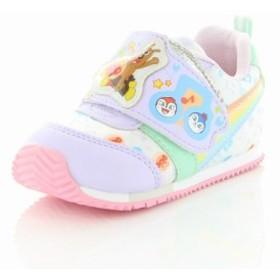 アンパンマン 子供靴 ベビーシューズ APM B30 パープル アンパンマンベビーカジュアルシューズ