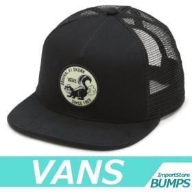VANS バンズ  キャップ/帽子/ハット  メンズ/レディース  フリーサイズ  メッシュ  トラッカーハット  新作 ヴァンズ