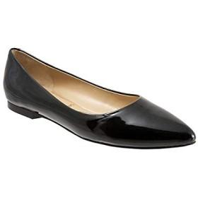 [トロッターズ] シューズ パンプス Estee Patent Leather Flats Black Pate レディース [並行輸入品]