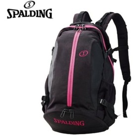 SPALDING/スポルディング CAGER ケイジャー 40-007PK コーラル バスケットボール用バッグ デイバッグ リュック
