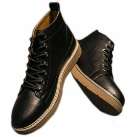 [YYBO] ブーツ ブラック メンズ メンズブーツ レインブーツ レインシューズ スノーブーツ ワークブーツ マウンテンブーツ カジュアルブーツ ブーツ 防水 防寒 防滑 ブーツ ワークブーツ マウンテンブーツ 25.5cm