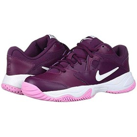 [ナイキ] レディーススニーカー・靴・シューズ Court Lite 2 Bordeaux/White/Pink Rise (27cm) B - Medium [並行輸入品]