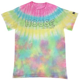 <IN THE HOUSE> Tシャツ HOUSE Tie-Dye TEE(MEN'S)【三越・伊勢丹/公式】