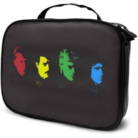 クイーン Queen 5 化粧品収納メイクポーチ トラベルポーチ 化粧ポーチ ーバッグ バスルームポーチ 小物 多機能 収納 バッグインバッグ 大容量 出張 旅行グッズ