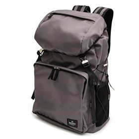 [アライブ] 背負いバッグ ミリタリーデザイン レディース フリー グレー