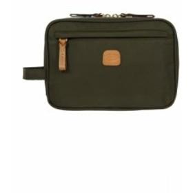 ブリックス BRICS メンズ ポーチ x-bag urban travel kit Olive
