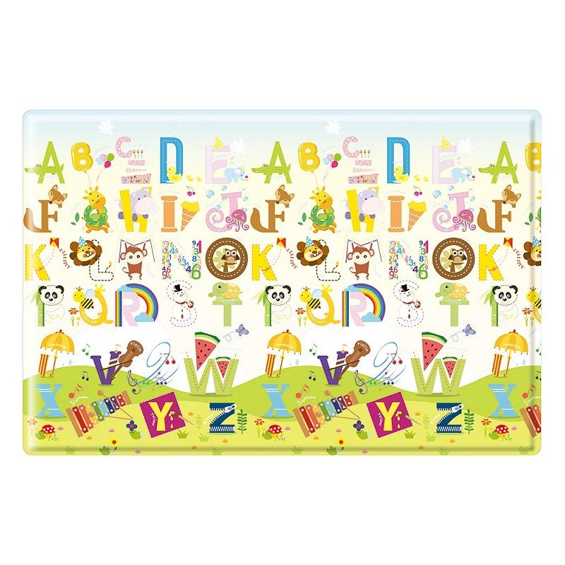 PVC 兒童遊戲毯-ABC