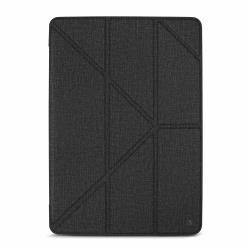 JTLEGEND iPad Air 2019 Amos 10.5 吋 相機快取多角度折疊布紋皮套