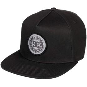 DC HAT メンズ US サイズ: One Size カラー: ブラック