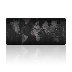 超質感加大寬世界地圖滑鼠墊XL