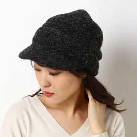 [マルイ] ループニットキャスケット【レディース/帽子】【フリーサイズ】/NAMIKI