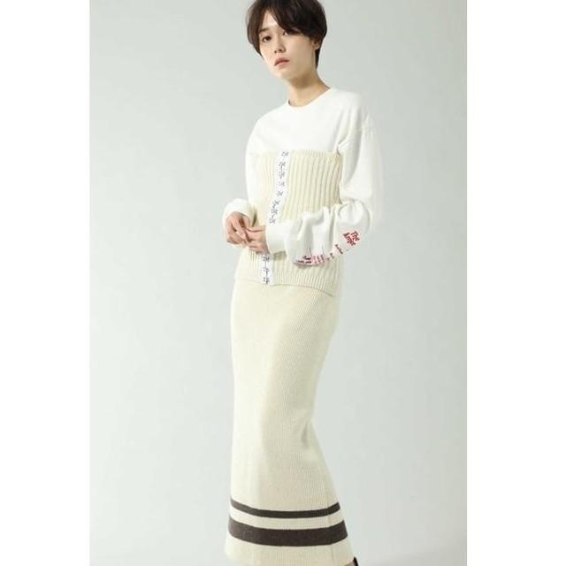[マルイ]【セール】ビスチェ付リブスカート/ローズバッド(ROSE BUD)