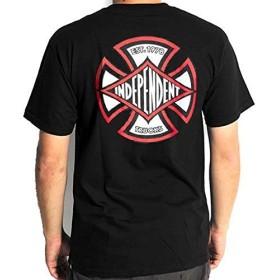 インディペンデント INDEPENDENT Tシャツ DIAMOND RE-WORK TEEブラック NO101 2XLサイズ