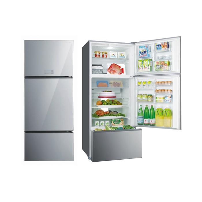 【SANLUX 三洋】528L 1級變頻 3門 電冰箱 SR-C528CVG