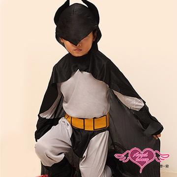 天使霓裳 正義又帥氣的蝙蝠俠 萬聖節童裝系列(灰)