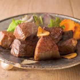 米沢牛サイコロステーキ