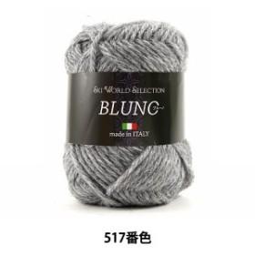 秋冬毛糸 『BLUNO(ブルーノ) 517番色』 SKIYARN スキーヤーン