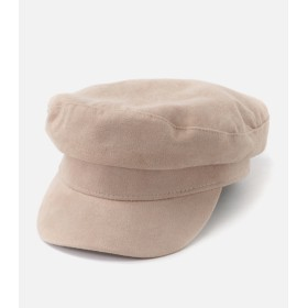 SUEDE TOUCH CASQUETTE