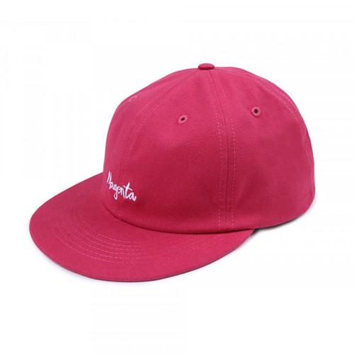Magenta Script 6P 帽子 (紅)《Jimi Skate Shop》