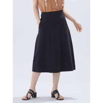 Aライン度詰めポンチスカート