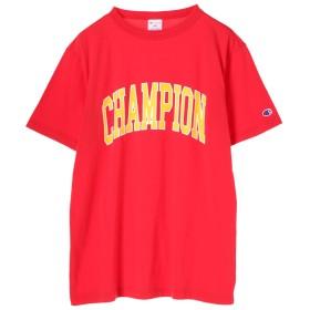 ChampionカレッジプリントTシャツ