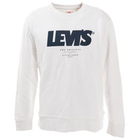 【Super Sports XEBIO & mall店:トップス】クルーネックスウェットシャツ 2.0 BRAND 74509-0025